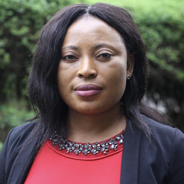 Jocelyne Agbo headshot