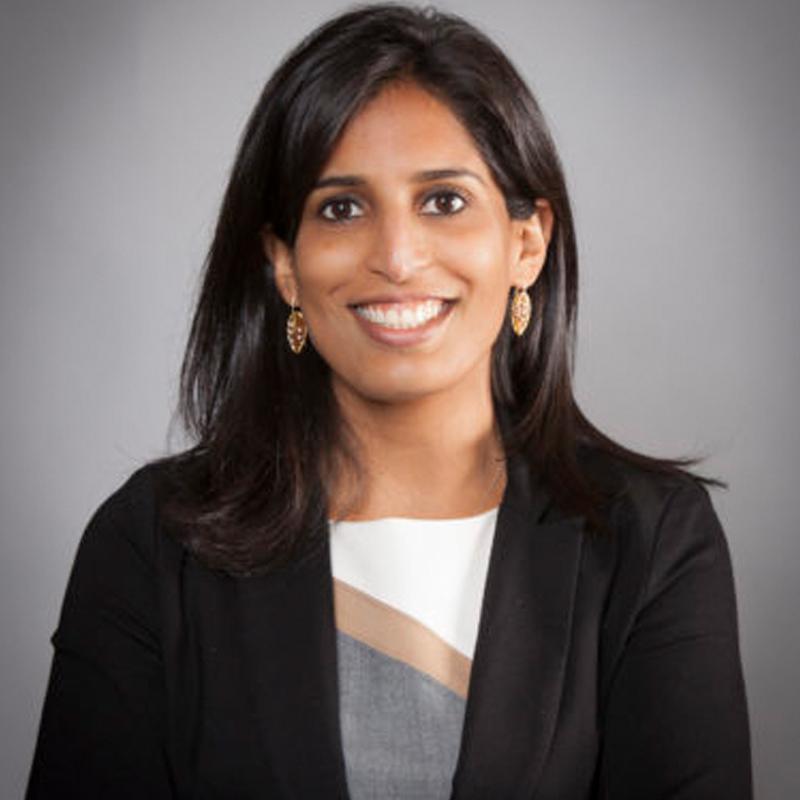 Juvaria Khan professional headshot