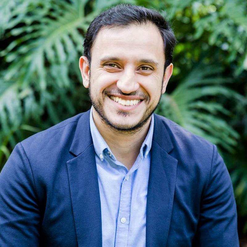 Mohamed Aburawi professional headshot