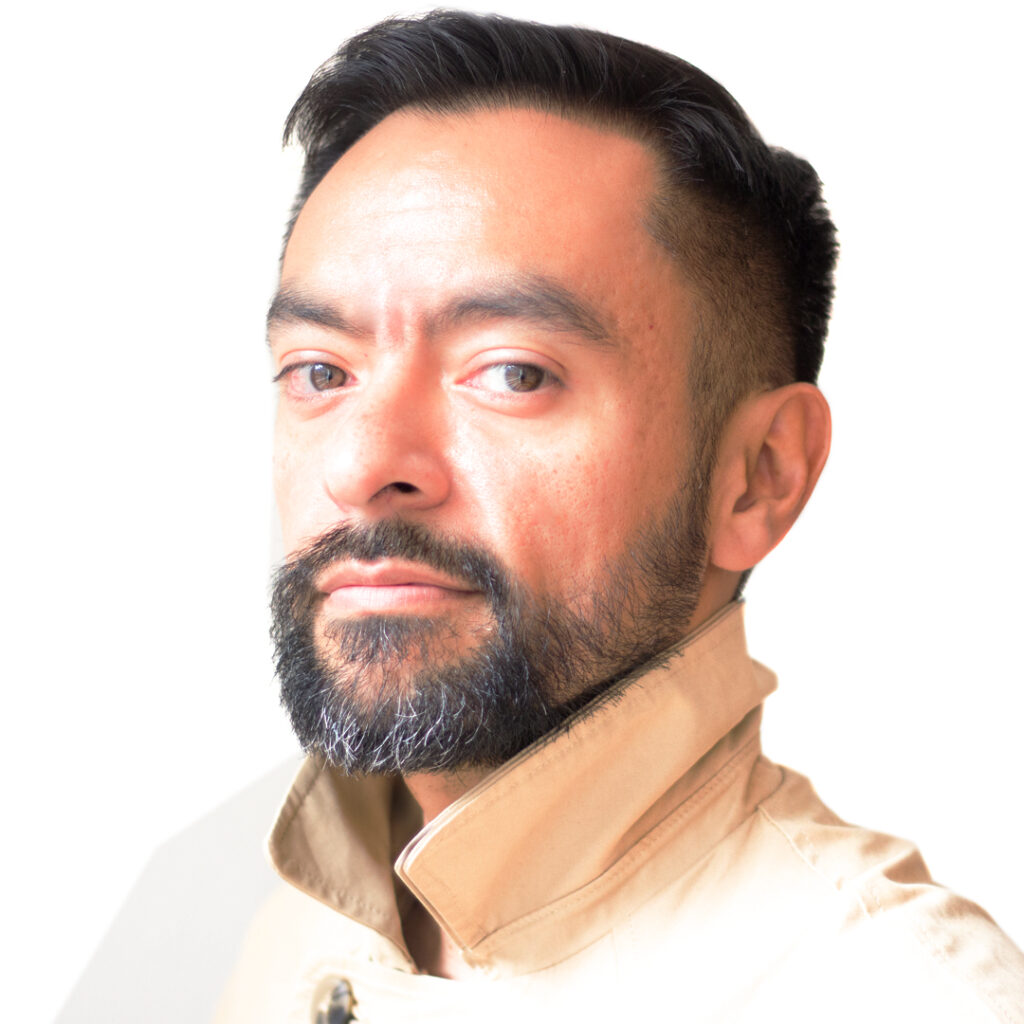 José Antonio Aguilar-Contreras headshot